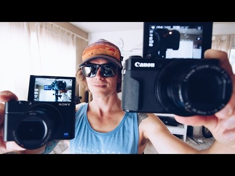 Best Vlogging Camera 2016 -  Canon g7xii vs Sony rx100iv - Best youtube camera - UCfI-E4auMAebtOc-6z2AKyA