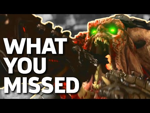 DOOM Eternal - 10 Things You Might've Missed From The Gameplay Reveal