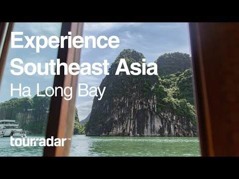 Experience Southeast Asia: Ha Long Bay