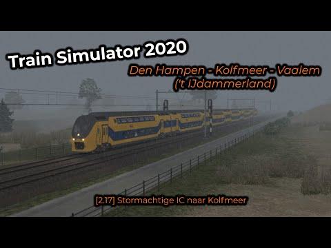[2.17] Stormachtige IC naar Kolfmeer