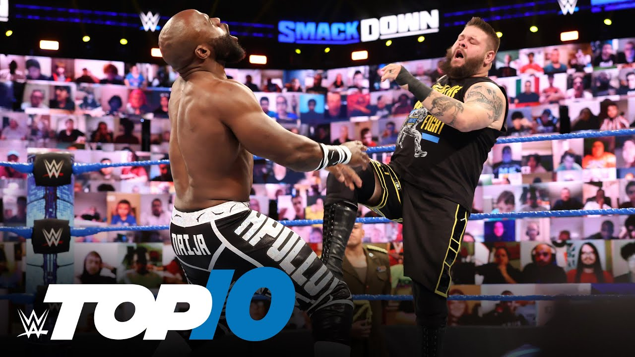 Top 10 Friday Night SmackDown moments: WWE Top 10, June 11, 2021