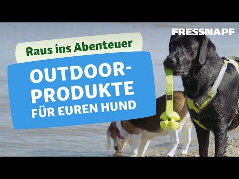 Das richtige Outdoor Equipment für euren Hund