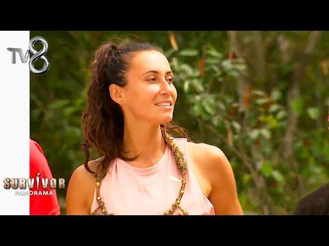 Gonca Ödüle Hangi İsimleri Götürdü?   Survivor Panorama 45. Bölüm