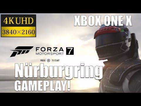 Gamescom 2017 | FORZA MOTORSPORT 7 | NÜRBURGRING | 4K 60FPS | - UCKy1dAqELo0zrOtPkf0eTMw