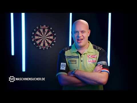 Maschinensucher.de TV-Spot - Darts WM 2019 Michael van Gerwen