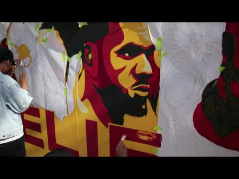 LeBron James' Epic 2016 Playoffs and Finals