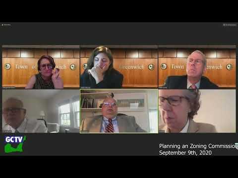 Planning & Zoning Commission, September 9, 2020