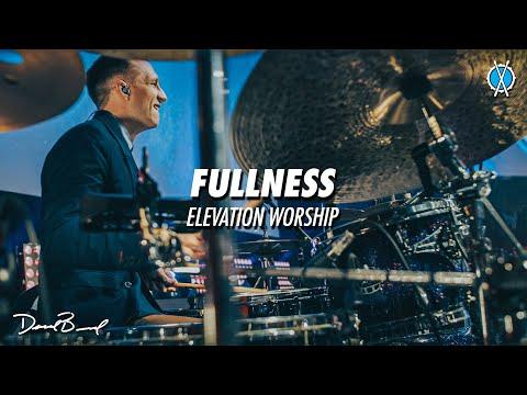 Fullness Drum Cover // Elevation Worship // Daniel Bernard