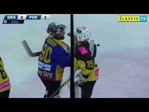 Tauron KH GKS Katowice - TatrySki Podhale Nowy Targ 0:2