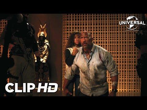 EL RASCACIELOS - Clip  7