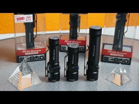 Olight S10 S15 S20 Taschenlampen mit XM-L2 LED - UCWZO6XxLiyAQP1qxw5rCFoA