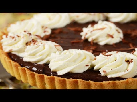 Chocolate Pie Recipe Demonstration - Joyofbaking.com - UCFjd060Z3nTHv0UyO8M43mQ
