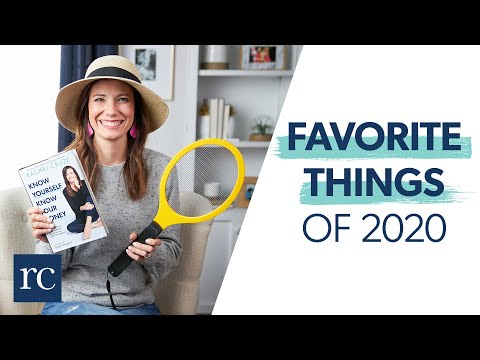 My Favorite Things from 2020