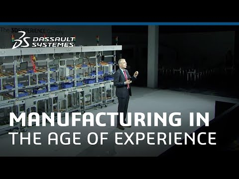 Worldwide Manufacturing Insights - Manufacturing in the Age of Experience - Dassault Systèmes