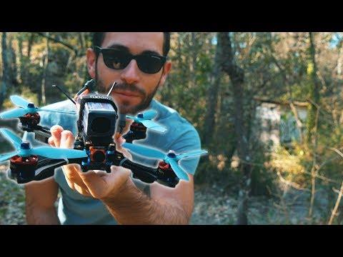 Je pilote un Drone Racer pour la première fois ! - UCh6STjEd1d2mu8ufiC9USfw