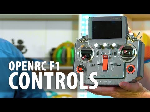 Worlds Largest OpenRC F1 Car - Phase 4 // Motors, Speed Controllers, Batteries, Servos #OPENRCF1
