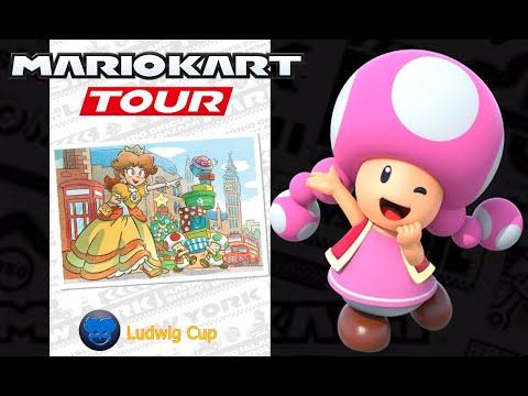Mario Kart Tour – London Tour Ludwig Cup + 2 Tour Gift
