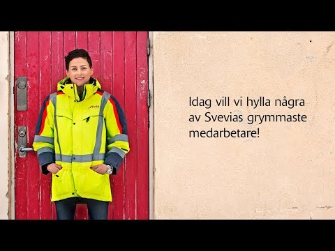 Dagen till ära vill vi hylla några av Svevias grymmaste medarbetare.