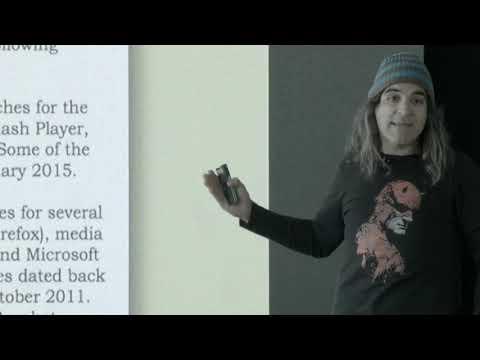 Chema Alonso - El arte y la ciencia en la seguridad informática de la empresa