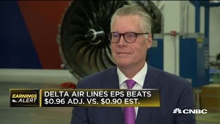 Watch CNBC's full interview with Delta Air Lines CEO Ed Bastian