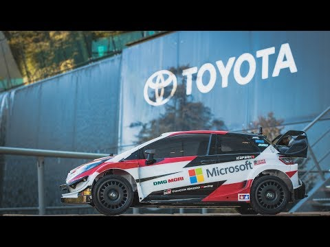 The Toyota Office Rally