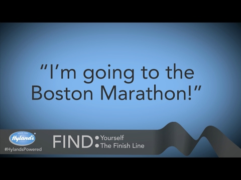 Boston Marathon Bound: Find Yourself, Find the Finish Line