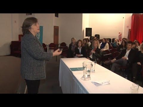 """Se realizó el """"Primer Encuentro de Maternidad e Infancia"""" en Santa Cruz"""