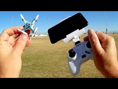 Eachine E10W FPV Nano Drone Flight Test Review - UC90A4JdsSoFm1Okfu0DHTuQ