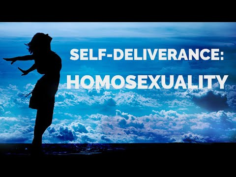 Deliverance from the Spirit of Homosexuality  Self-Deliverance Prayers