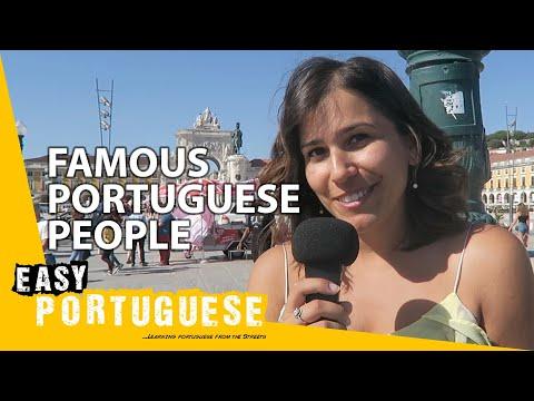 Famous Portuguese people   Easy Portuguese 1 photo