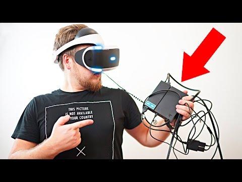 Playstation VR - UCen2uvzEw4pHrAYzDHoenDg