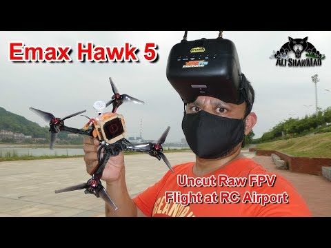 Emax Hawk 5 FPV Racing Quadcopter Fast FPV at RC Airport - UCsFctXdFnbeoKpLefdEloEQ