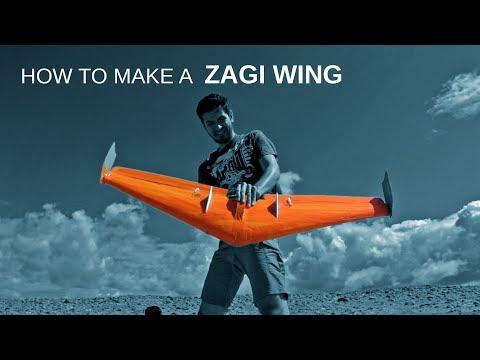 How to make an RC flying wing - UCMcdwq_cRfNyQZExxXLqfgw