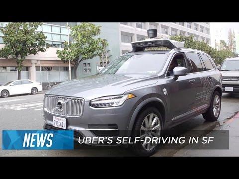 Uber's self-driving cars start picking up riders in San Francisco - UCCjyq_K1Xwfg8Lndy7lKMpA