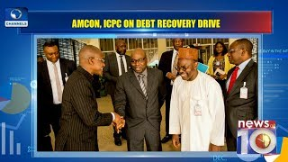 AMCON, ICPC Brainstorm On Debt Recovery Drive