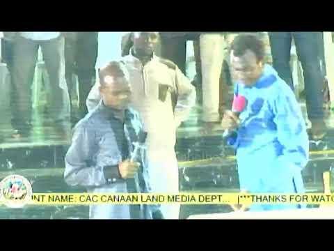 DAY 4 (AFTERNOON SESSION) - Apostle Joseph Ayo Babalola Power Explosion 2019.