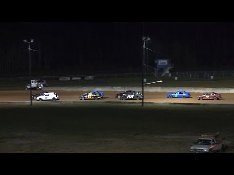 09/10/21 Pooler Pawn Diamond co. Super 4 Points Champion Race - Oglethorpe Speedway Park - dirt track racing video image