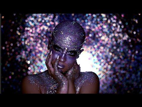 Halloween Look   Jewel Encrusted Extraterrestrial -- NICOLE GUERRIERO - UCz0Qnv6KczUe3NH1wnpmqhA