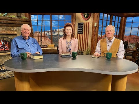 Charis Daily Bible Study: Wendell Parr - May 18, 2020