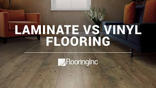 Laminate vs Vinyl Flooring video thumbnail