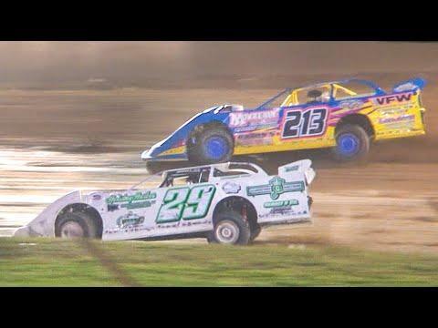 RUSH Crate Late Model Feature | Eriez Speedway | 9-19-21 - dirt track racing video image