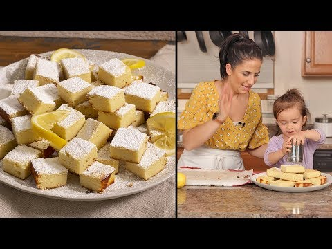 Lemon Ricotta Cake  with Mommy & Mia - UCNbngWUqL2eqRw12yAwcICg