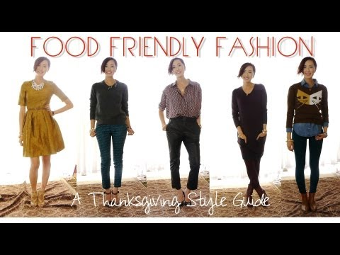 Food Friendly Holiday Fashion | Chriselle Lim - UCZpNX5RWFt1lx_pYMVq8-9g
