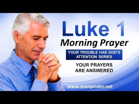 Your PRAYERS Are ANSWERED - Morning Prayer