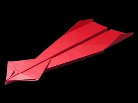 Origami avion - How to make a paper airplane - Cool paper airplanes that FLY FAR . Amelie - UCuwq56vKPJhp0wEpTDzwFNg