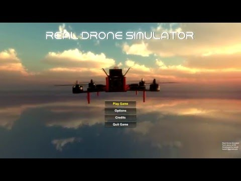 Real Drone Simulator - Gameplay video - UCuHOgyKnkoAlC6xWRu9msdA
