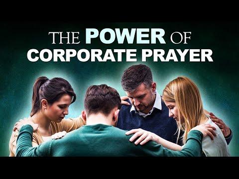 The POWER of Corporate PRAYER - Morning Prayer
