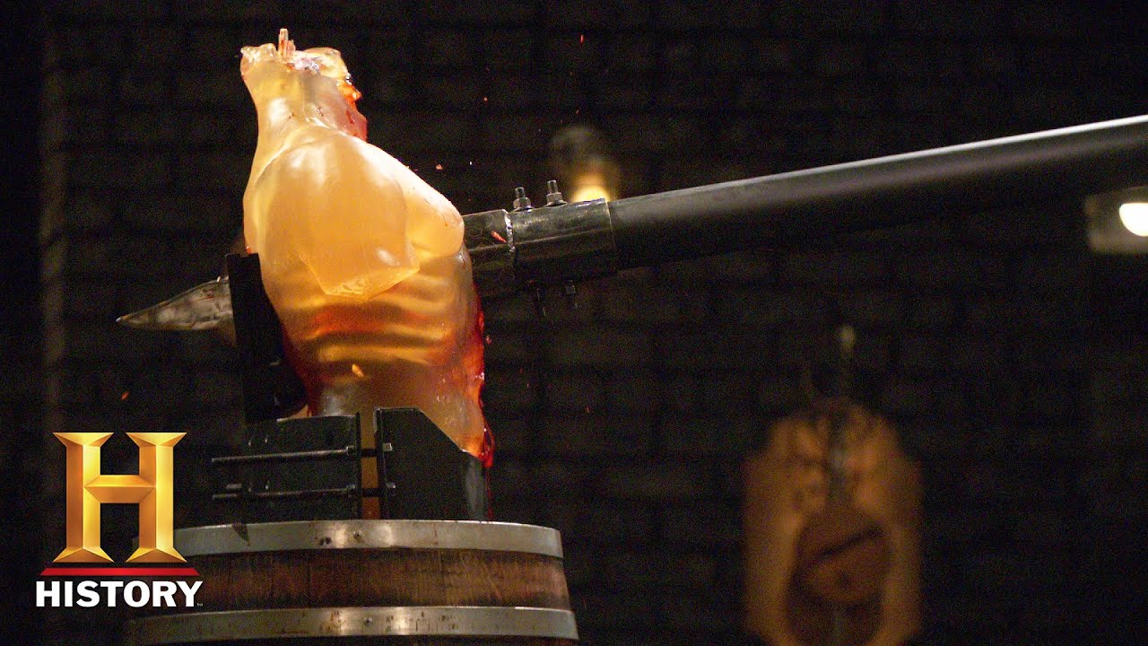 Forged in Fire: FATALITY! Elephant Tusk Sword MAULS the Final Round (Season 8) | History
