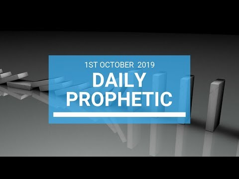 Daily Prophetic 1 October 2019   Word 6