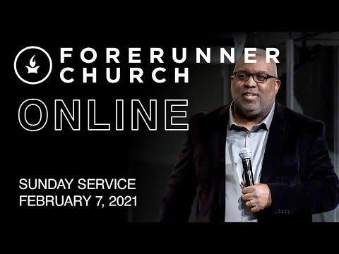 Sunday Service  IHOPKC + Forerunner Church  February 7